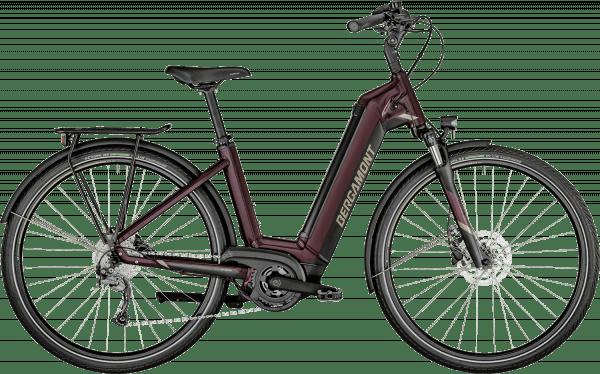 Bergamont E-Horizon Tour 400 Wave 2022 - Rød