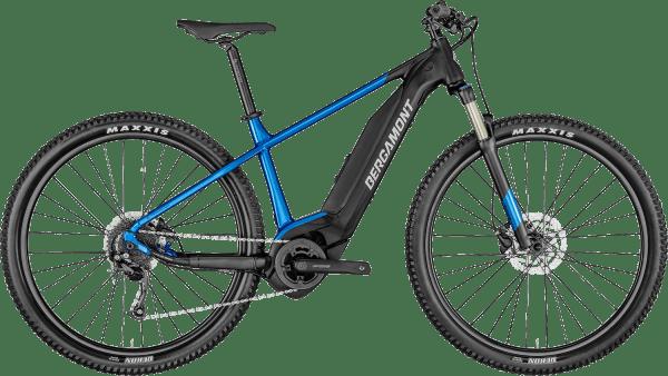 Bergamont E-Revox 4 2021 - Sort/Blå