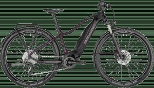 Bergamont E-Revox 4 FMN EQ 2021 - Lilla