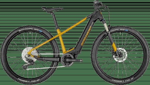 Bergamont E-Revox Expert 2021 - Orange/Sort