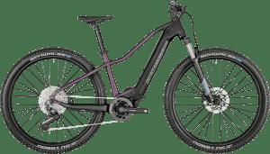 Bergamont E-Revox Expert FMN 2021 - Lilla/Sort
