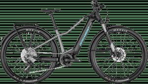 Bergamont E-Revox Pro FMN EQ 2021 - Sort/Grå