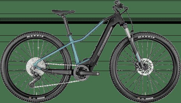 Bergamont E-Revox Sport FMN 2021 - Sort/Turkis