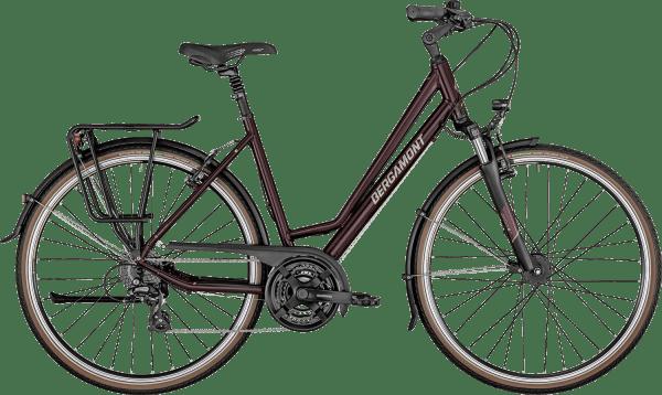 Bergamont Horizon 3 Amsterdam 2021 - Rød