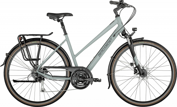 Bergamont Horizon 4 Lady 2021 - Grå/Blå