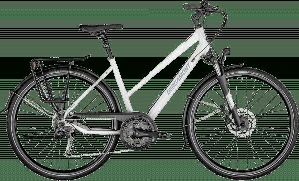 Bergamont Horizon 6 Lady 2021 - Hvid