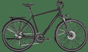 Bergamont Horizon 7 Gent 2021 - Sort