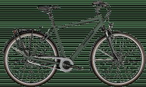 Bergamont Horizon N7 CB Gent 2021 - Grøn