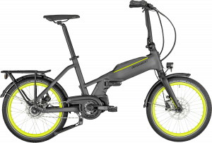 Bergamont Paul-E EQ Edition Ladcykel 2021 - Sort
