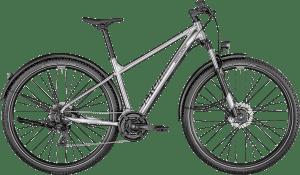 Bergamont Revox 3 EQ 2021 - Sølv