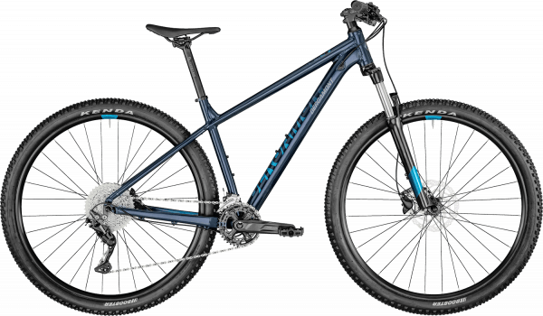 Bergamont Revox 5 2021 - Blå