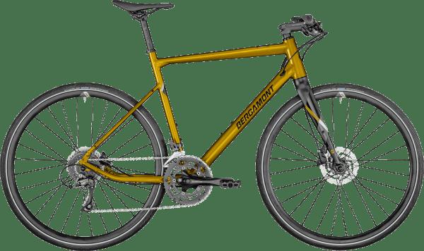 Bergamont Sweep 4 2022 - Orange