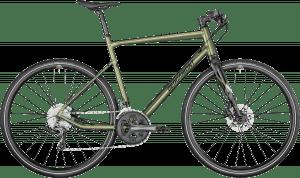 Bergamont Sweep 6 2022 - Grøn