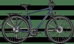 Bergamont Vitess 7 Gent 2021 - Blå