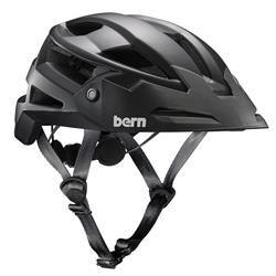 Bern FL-1 Trail Satin Black Visor