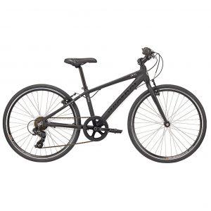 Black Winther R2 Sport 24in 7g Børnecykel