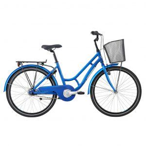 "Blue Winther 250 Granny Pigecykel 24"" 7 Gear"