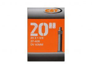 """CST Slange - 20 x 1 3/8"""" - Almindelig ventil"""