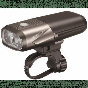 Cateye HL-EL1000RC USB opladelig forlygte, 1200 lumen