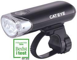 Cateye forlygte HL-EL135N Sort - TÆNK Testvinder 2018