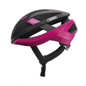 Cykelhjelm Abus Viantor - Fuchsia Pink
