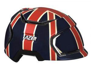 Cykelhjelm Lazer Krux Union Jack 53-57cm