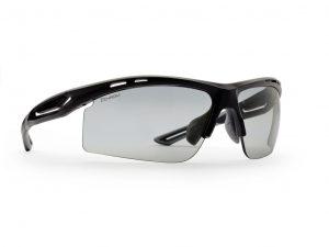 Demon Cabana DCHROM - Løbe- og cykelbrille med fotokromiske linser - Matsort
