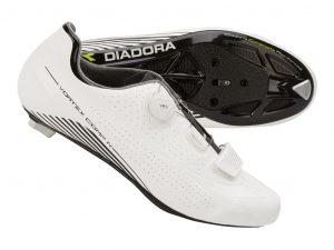 Diadora - Cykelsko Vortex Nano - Str. 42 - Optical White