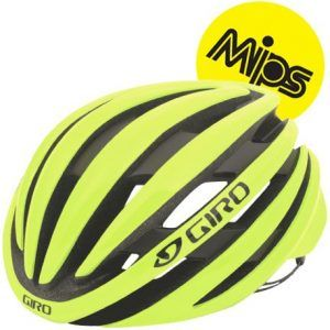 Giro Cinder MIPS cykelhjelm, neongul