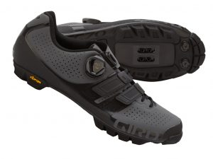 Giro Code Techlace - Cykelsko MTB - Str. 41 - Dark Shadow/Sort