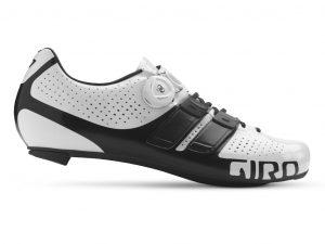 Giro Techlace - Cykelsko Road - Str. 42 - Hvid/Sort