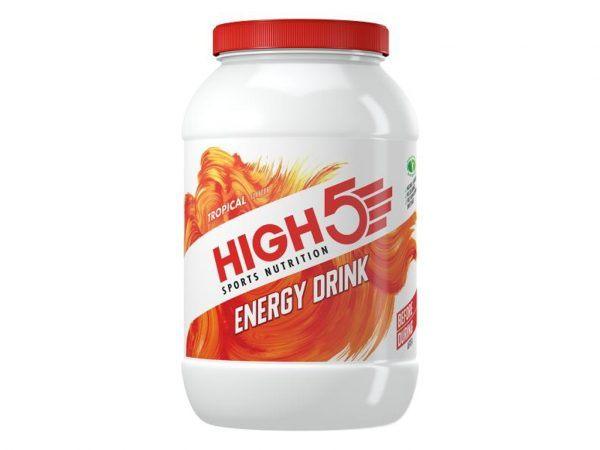 High5 Energy Source - Energidrik - Tropisk 2,2 kg