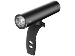 Knog - Cykellygte PWR Rider - 450 lumen - Sort - USB opladelig - Powerbank funktion
