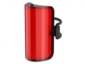 Knog Mid Cobber - Cykellygte bag - 170 lumen - USB opladelig