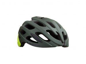 Lazer Blade+ - Cykelhjelm Road - Str. 52-56 cm - Mat mørkegrøn