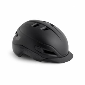 MET Helmet Urban Corso - Black/Matt Cykelhjelm