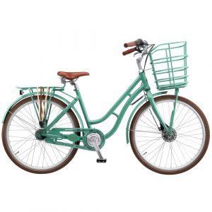 """Mustang Augusta 26"""" pigecykel med 7 gear - Beryl Green"""