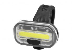 OXC Bright Torch - Cykellygte front - 5 Lumen - LED