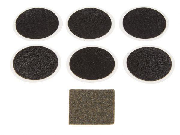 OnGear - Lapper - sæt - uden lim - 6 stk