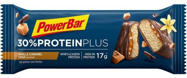 PowerBar 30% Protein Plus Caramel vanilla