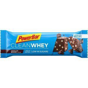 PowerBar Clean Whey Proteinbar Chocolate Brownie - 45g