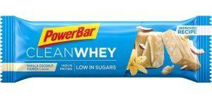PowerBar Clean Whey Proteinbar Vanilla Coconut Crunch - 45g