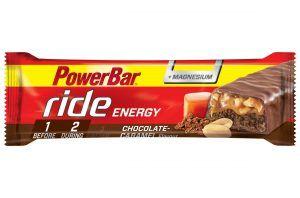 PowerBar Ride Bar Chocolate Caramel - 55g
