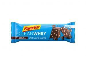 Powerbar Clean whey - Chokolade Brownie - 45 gram