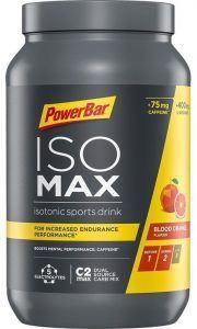 Powerbar ISO MAX - Energipulver - Blood Orange 1.200g