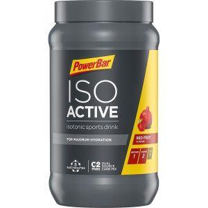 Powerbar IsoActive - Energipulver - Red Fruit Punch 1.320g