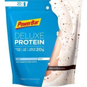 Powerbar Protein Deluxe 80% - Protein pulver - Stracciatella 500g