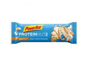 Powerbar Protein Nut 2 - Hvid Chokolade Almond - 45g