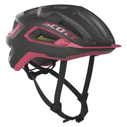 Scott Arx Plus (Mips) Dark Grey-Pink
