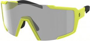Scott Shield Light Sensitive Solbrille - Gul
